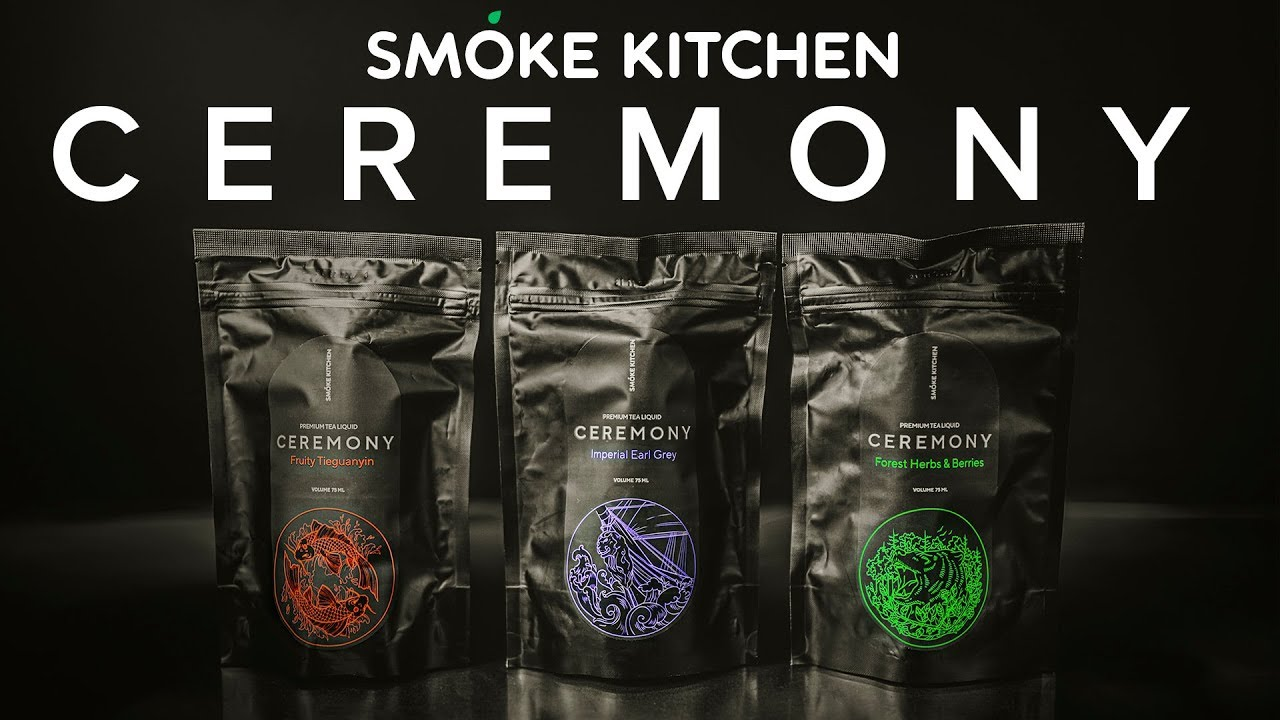 Smoke Kitchen Tea ceremony
